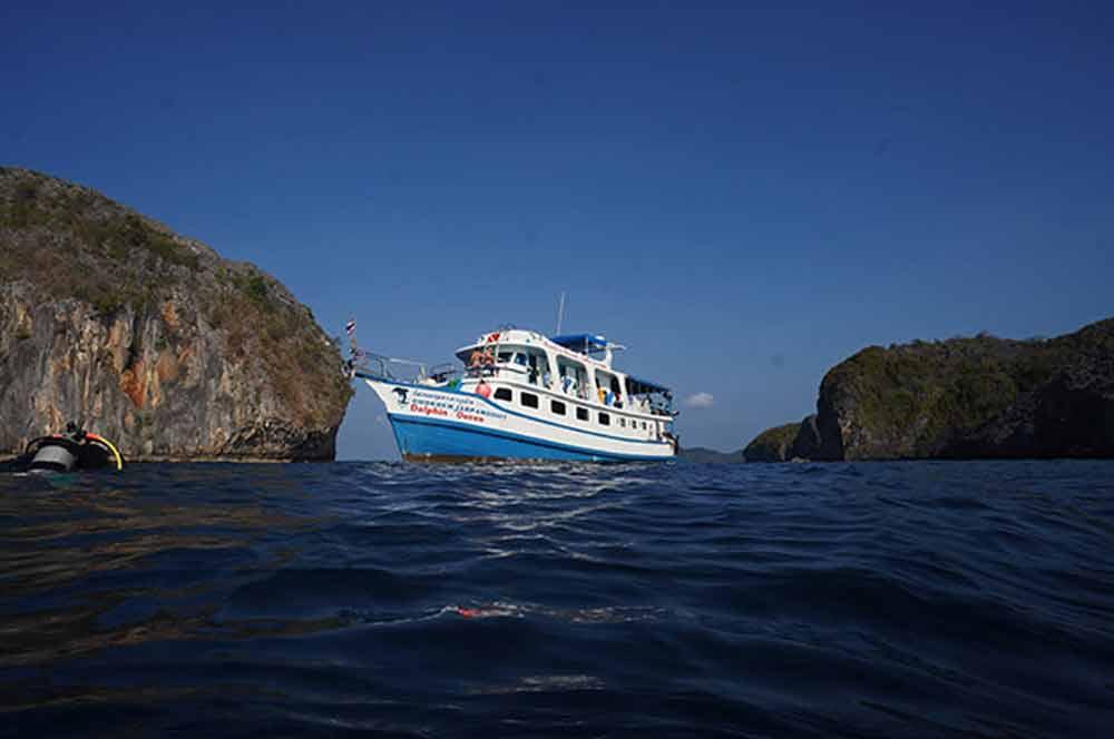 Mergui Archipelago дайвинг Бирма дайв-сафари